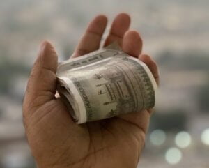 Salary in rupees