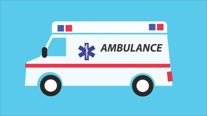 Special visa air ambulance