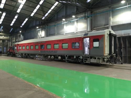 Railways AC economy class
