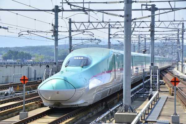 bullet train corridors in India