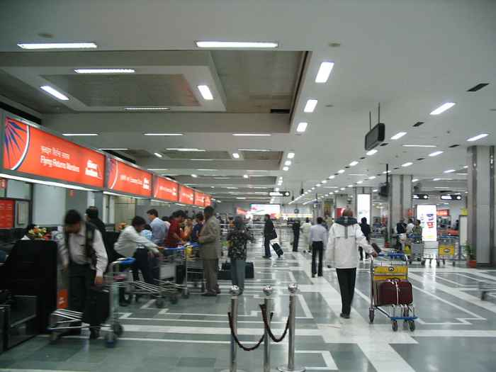 spot fines at airports