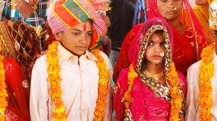 Child marriages in Telangana