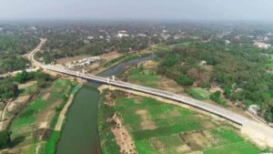 Maitri Setu between India Bangladesh