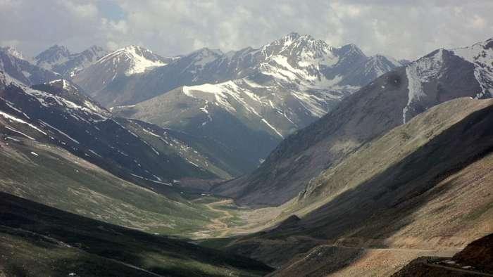 Himalayas earthquakes
