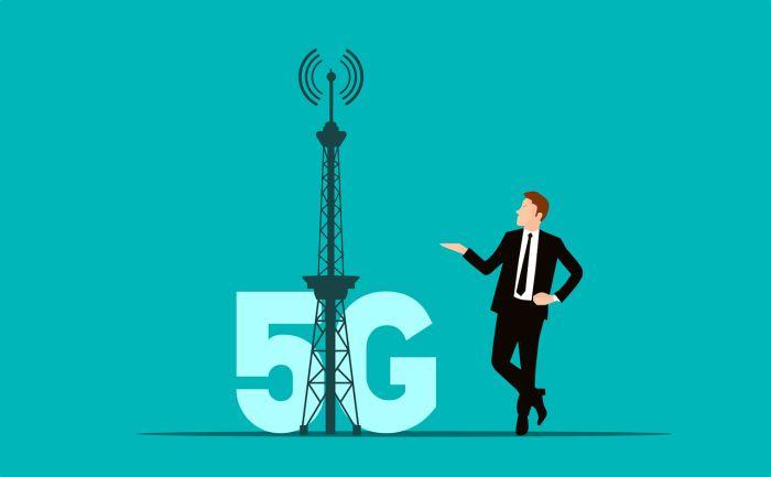 5G technology Covid