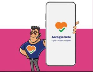 Aarogya Setu vaccination status