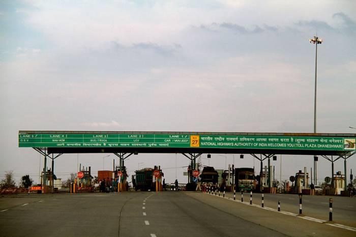 No toll fee NHAI