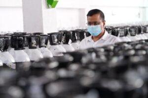 Delhi oxygen audit