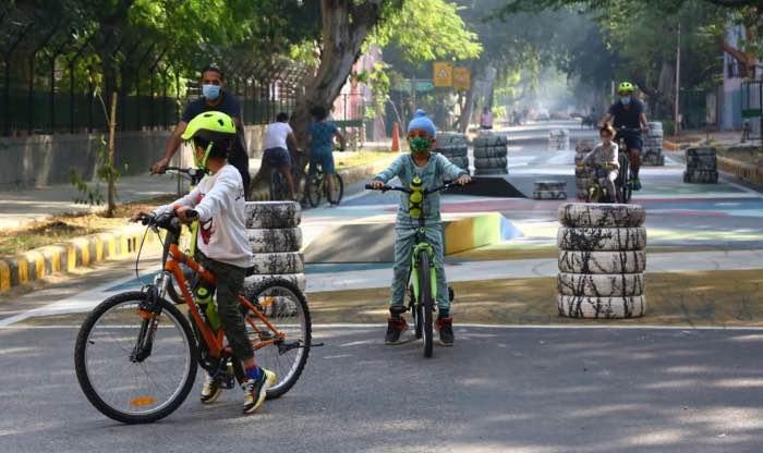 India Cycles4Change challenge