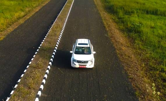India longest high-speed test track