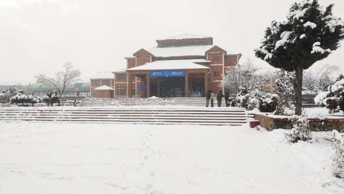 WiFi railway stations Kashmir valley