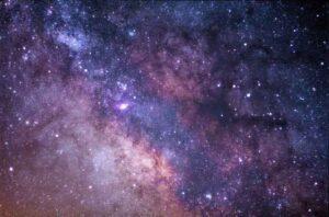 decline in star formation