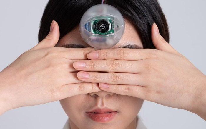 Robotic third eye