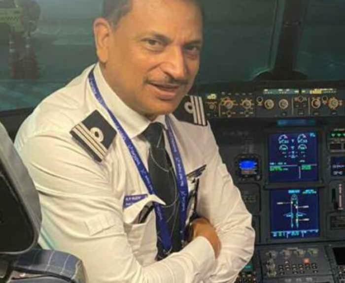 pilot Rudy Maran