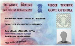 instant PAN card